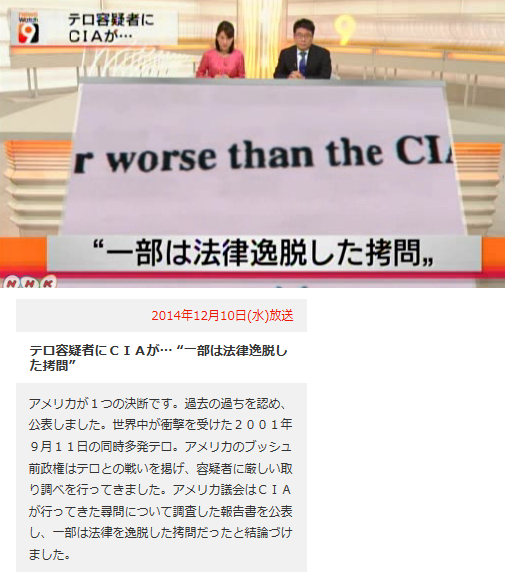 NHK CIA1