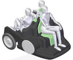 インドの自動車メーカー開発した究極のエコカー『AirPod』が便利そう