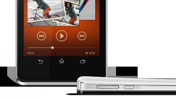 ソニモバ Xperia Vの発表キタ━━(゚∀゚)━━!! 防水・LTE5バンド対応!