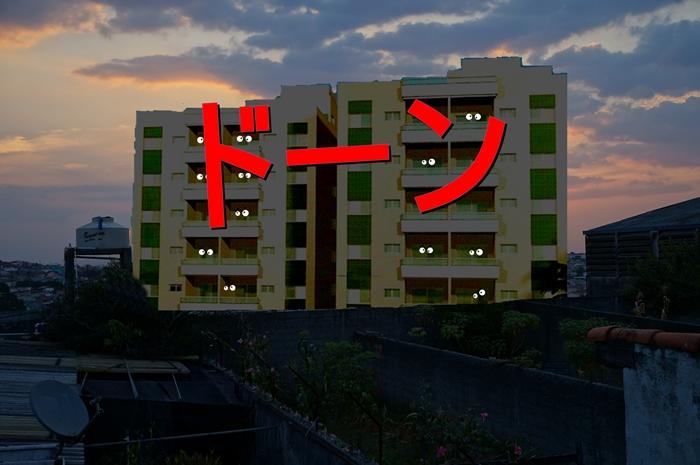 0アパート700