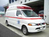 救急車 image
