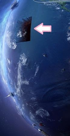 ファンタジー惑星:モロトフスフィア(火炎瓶星)左半球