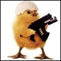 funny animals with guns 2