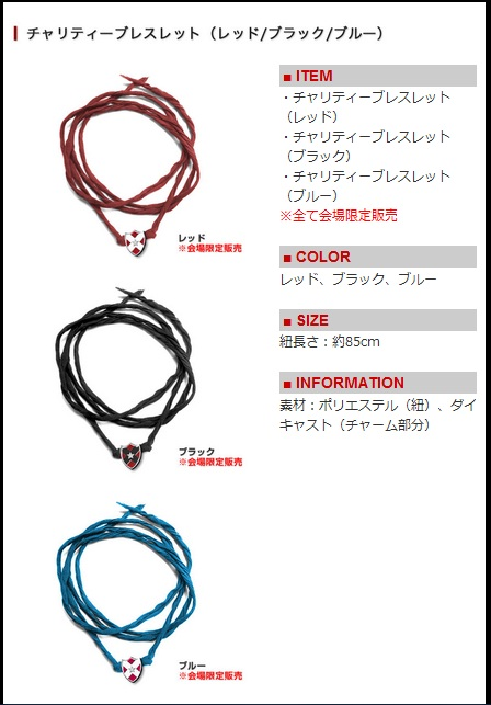 Bz LIVE-GYM 2012 TOUR GOODS 3