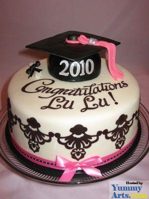 Cake Decorating For Graduation : Graduation, Graduation decorations and Graduation caps on ...
