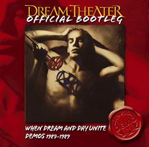 Official Bootleg-When Dream And Day Unite Demos 1987-1989  (2cd)