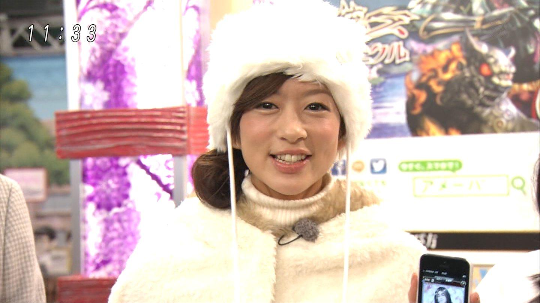 生野陽子ロシア帽