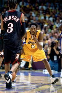 Kobe VS Iverson ①