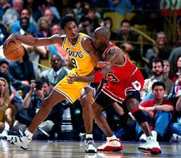 Kobe VS M①