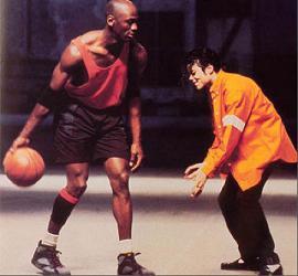 Jordan VS Jackson