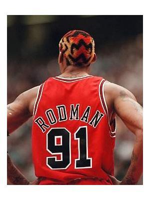 ロッドマン ②