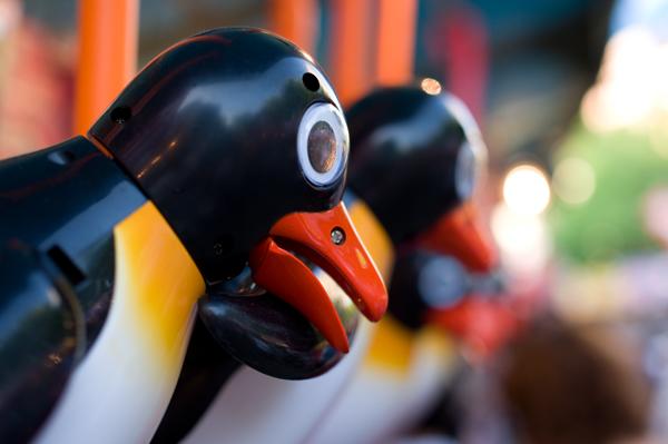 哀しみのペンギン