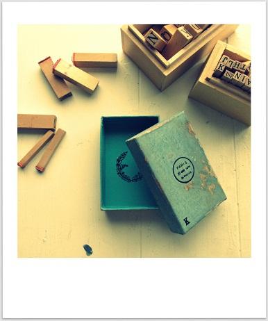 リメーク 紙箱 リメーク雑貨 リメイク