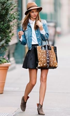 海外セレブファッション通信-ミランダ・カー3