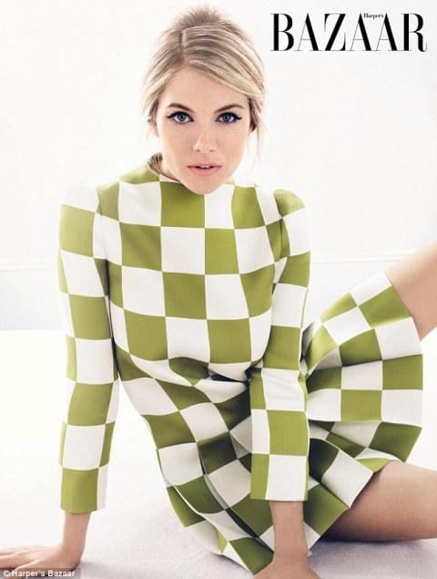 海外セレブファッション通信-シエナ・ミラー1