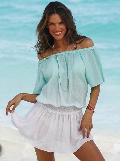海外セレブファッション通信 - 画像・動画 --アレッサンドラ・アンブロジオ12171