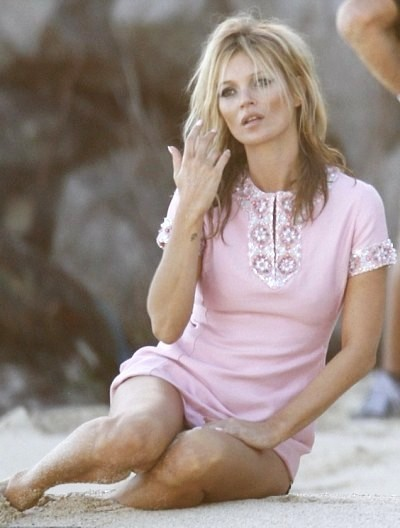 海外セレブファッション通信 - 画像・動画 --ケイト・モス12181