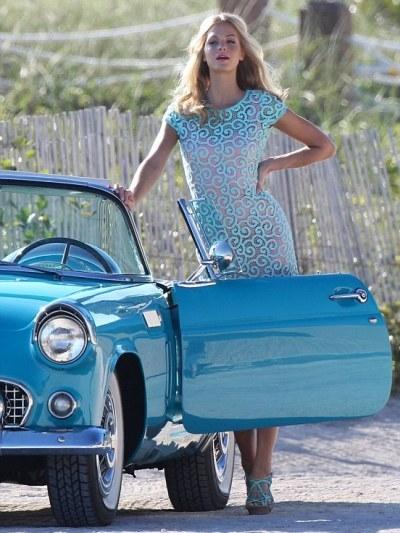海外セレブファッション通信 - 画像・動画 --エリン・ヘザートン12203