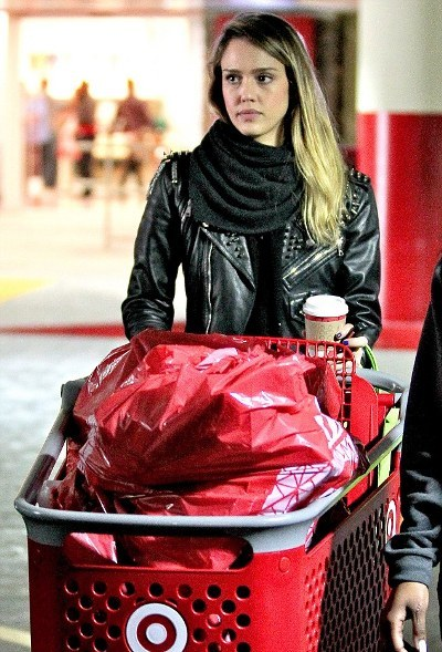 海外セレブファッション通信 - 画像・動画 --ジェシカ・アルバ12202