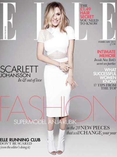 海外セレブファッション通信 - 画像・動画 --スカーレット・ヨハンソン12293