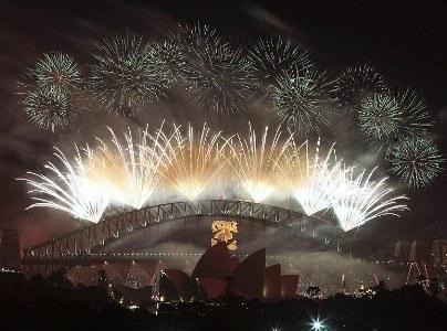 海外セレブファッション通信 - 画像・動画 --オーストラリア花火112