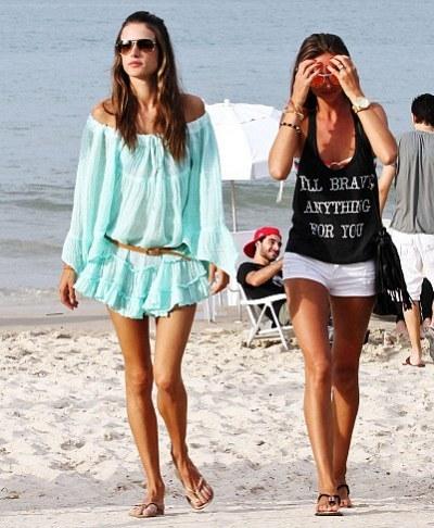 海外セレブファッション通信 - 画像・動画 --アレッサンドラ・アンブロジオ153