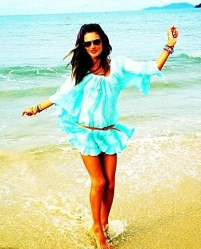 海外セレブファッション通信 - 画像・動画 --アレッサンドラ・アンブロジオ154