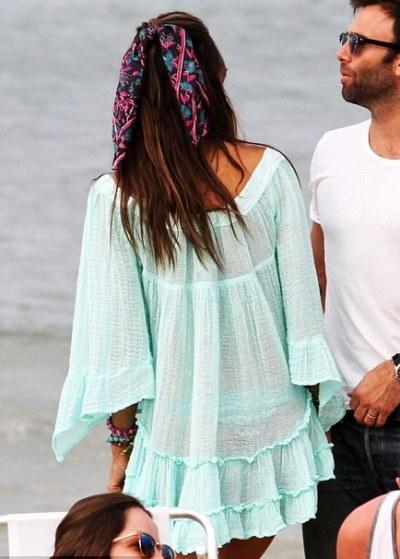 海外セレブファッション通信 - 画像・動画 --アレッサンドラ・アンブロジオ152