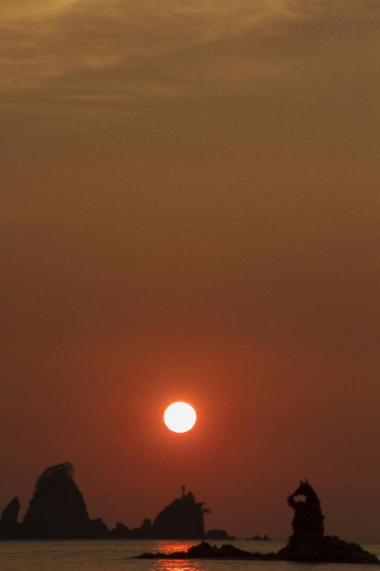 9.13-17.42-田子の夕陽-2