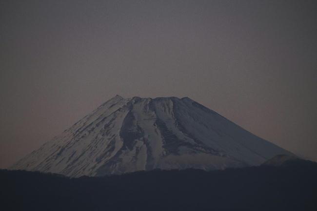 夕方の富士山27