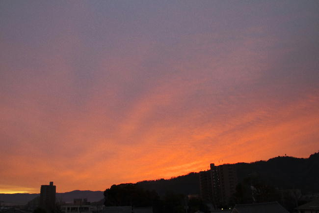 日の出前28