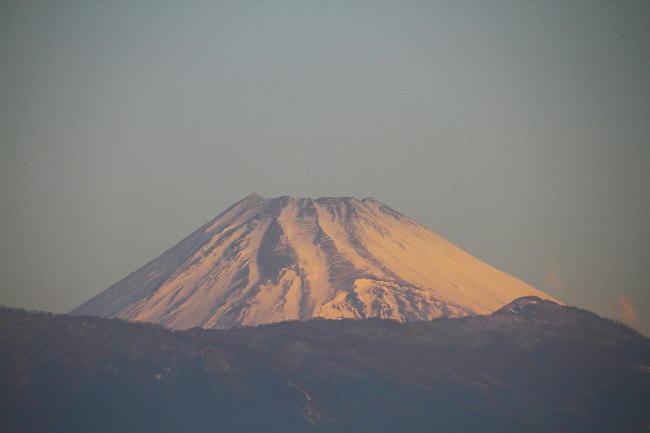 17日7-05今朝の富士山
