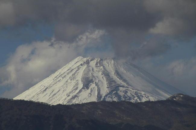 26日 15-07 今日の富士山
