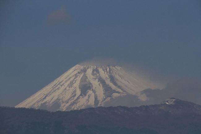 7日 13-02 今日の富士山