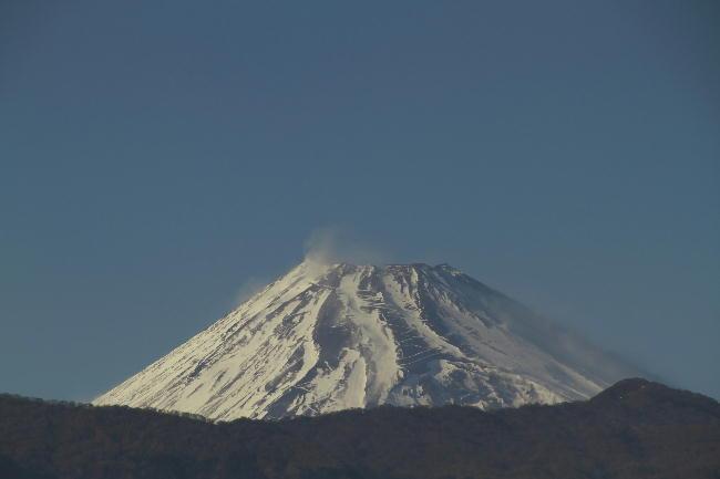 13日 15-29 今日の富士山