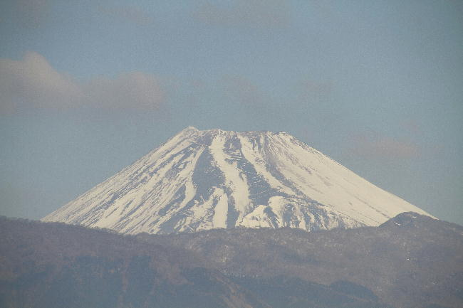 26日 9-00 富士山