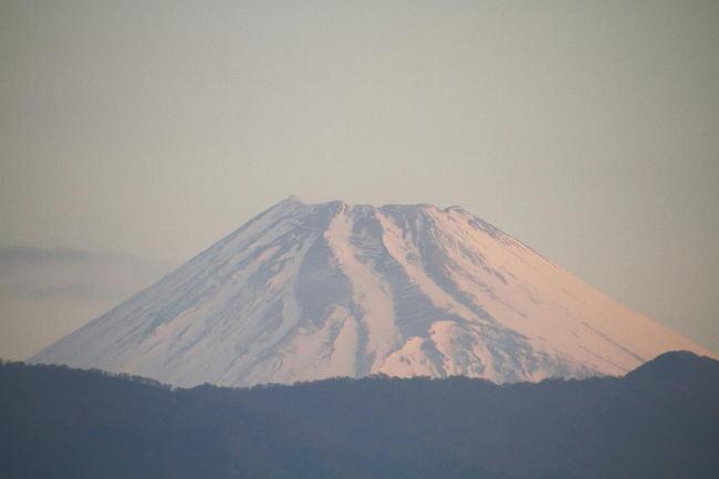 3日 6-23 今朝の富士山