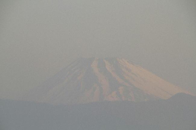 9日 6-29 今朝の富士山