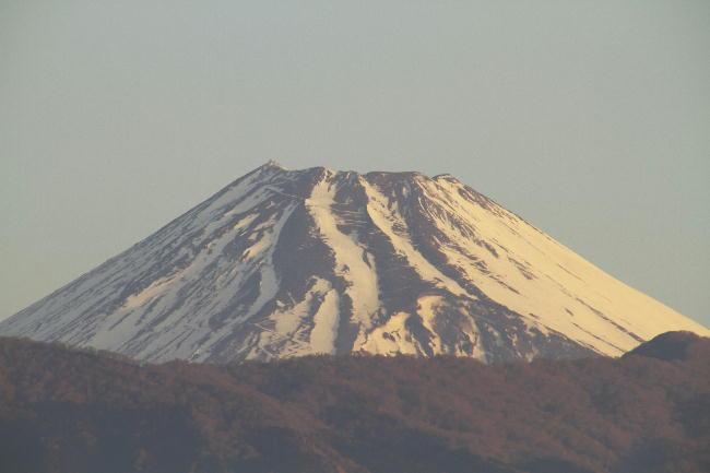 12日 6-16 今朝富士山