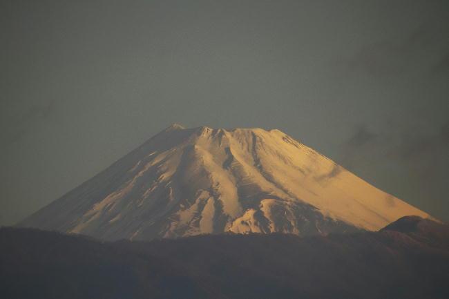 15日 6-20 今朝の富士山
