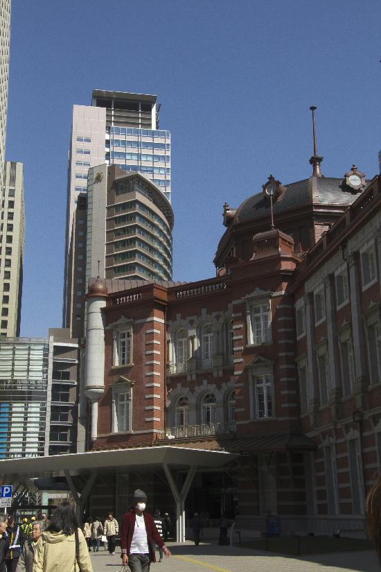 東京駅-1