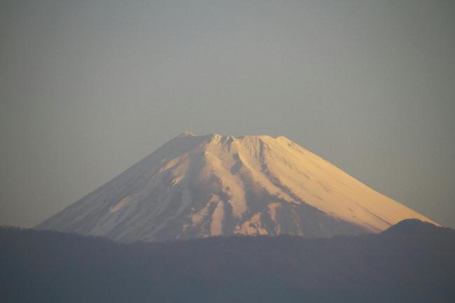 19日 6-11 今朝の富士山11