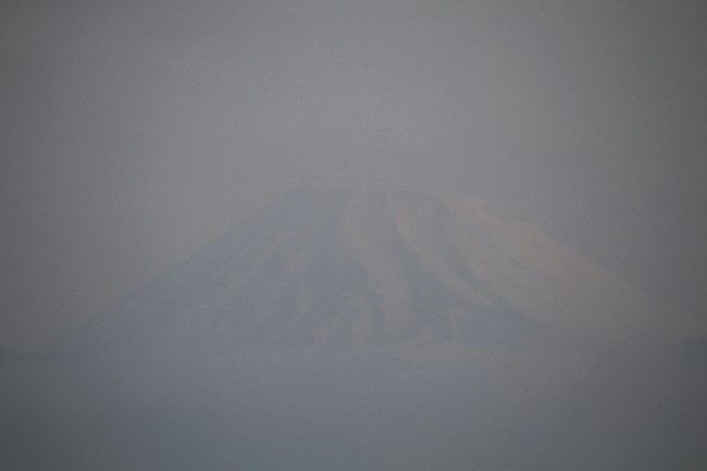20日 6-03 今朝の富士山
