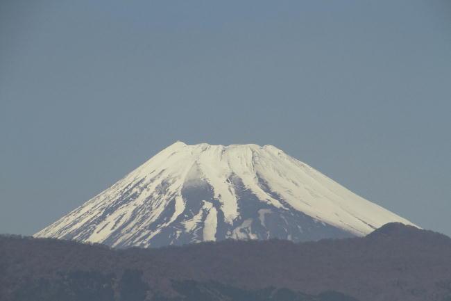 _22日 12-50 今日の富士山