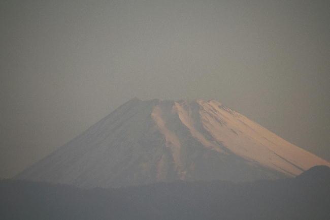 18日 5-28 今朝の富士山