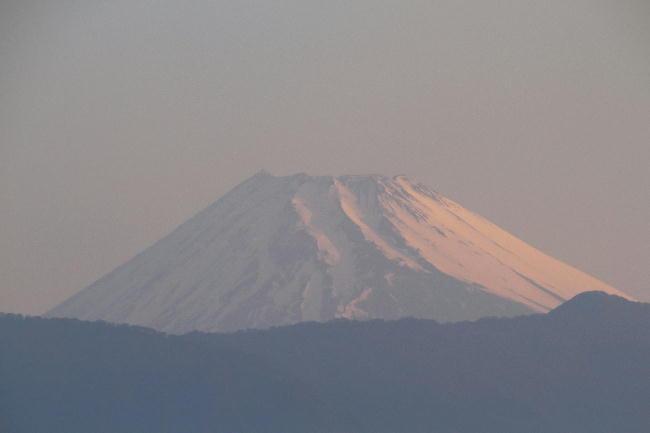 7日 5-09 今朝の富士山