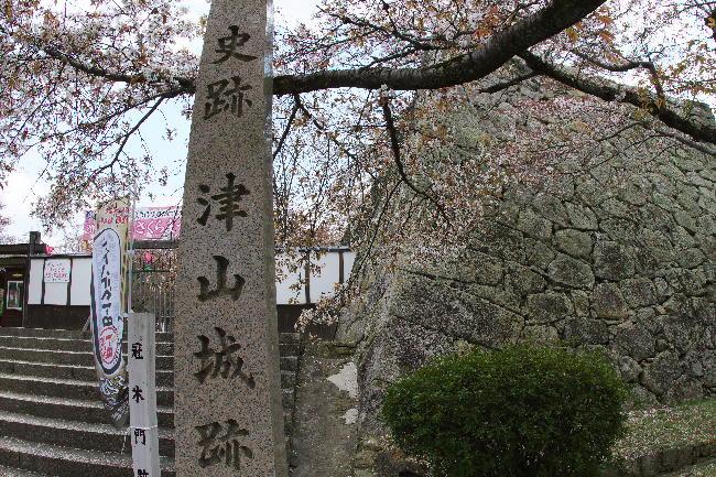 津山城-1