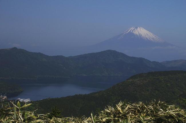 箱根大観山-2