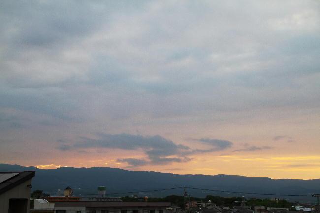 2日 5-06 東の空