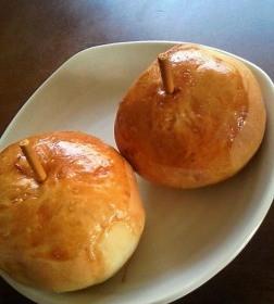 美空ママのりんごパン